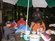 Fotografie z letního tábora
