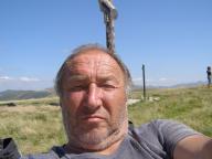 Výlet - Polonina Svidovec  na Zakarpatské Rusi 2011
